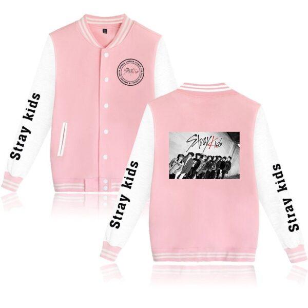 stray kids jackets