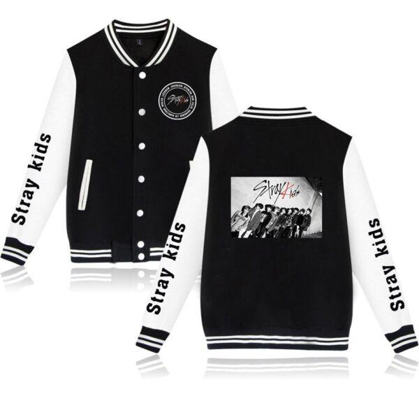stray kids jacket