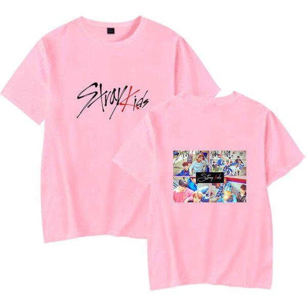 stray kids t-shirts