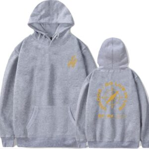 """Stray Kids """"GO LIVE IN LIFE"""" Hoodie"""