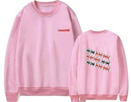 Stray Kids LoveSTAY sweatshirt
