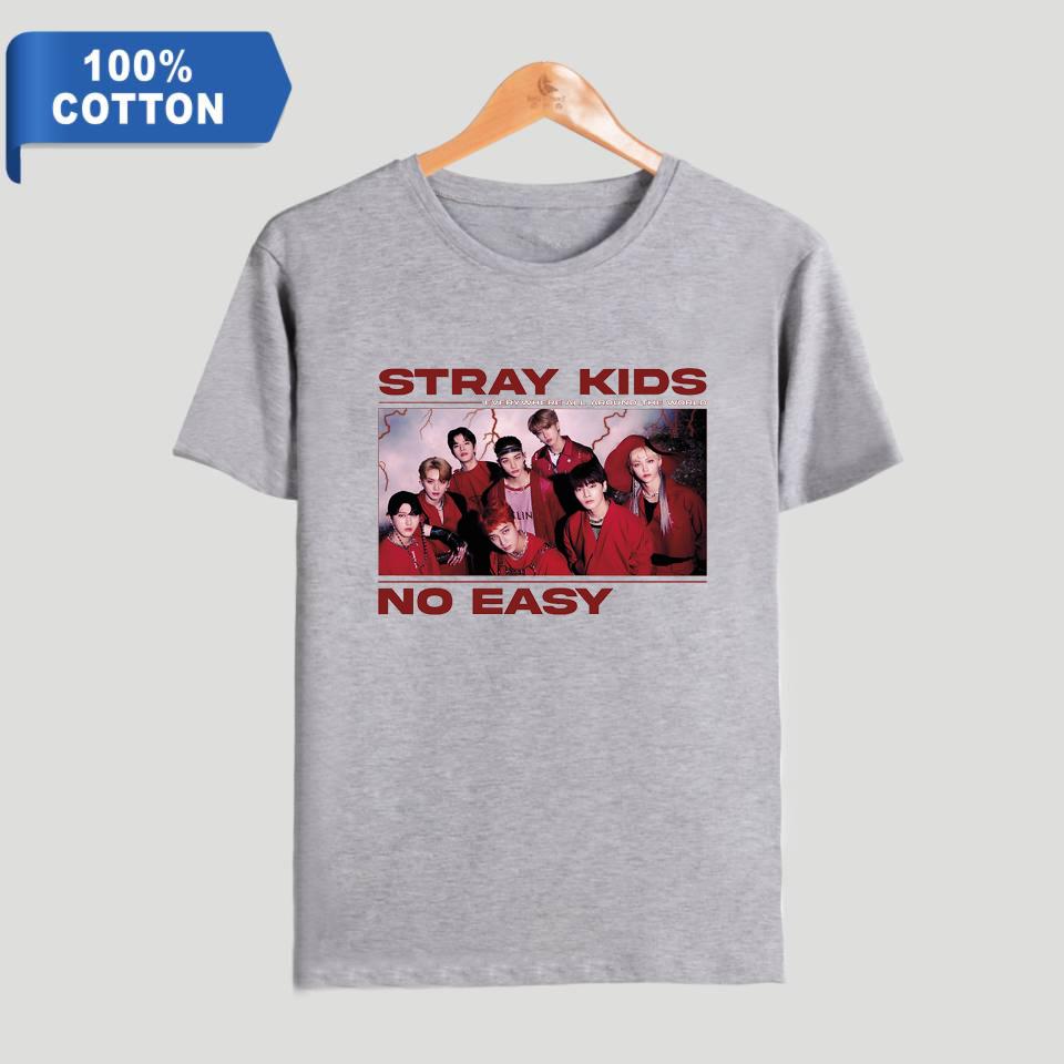 Stray Kids No Easy T-Shirt